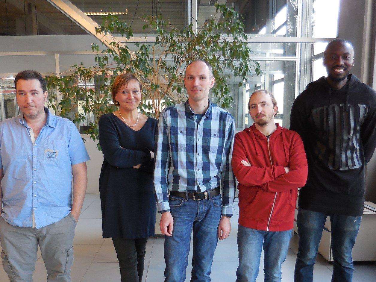 equipe ISTEX